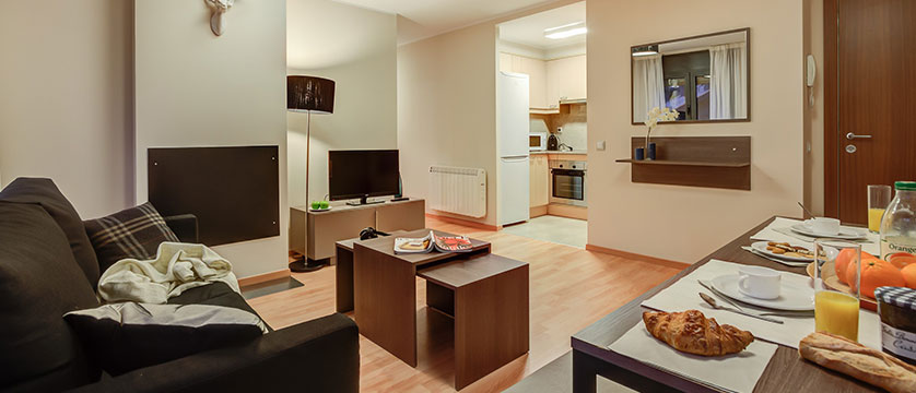 Residence Andorra Apartments, living area.jpg